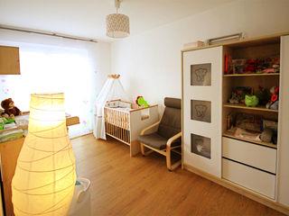 Kinderzimmer Fam. S. Kathameno Interior Design e.U. Moderne Kinderzimmer