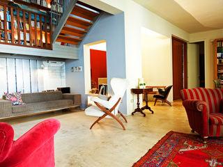 Bongiana Architetture Modern Living Room