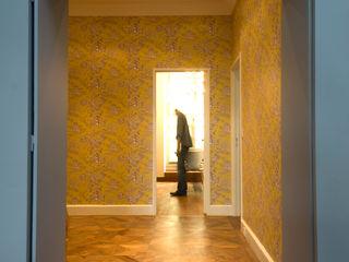 Bongiana Architetture Classic style corridor, hallway and stairs