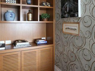 Danielle Tassi Arquitetura e Interiores Moderne Arbeitszimmer