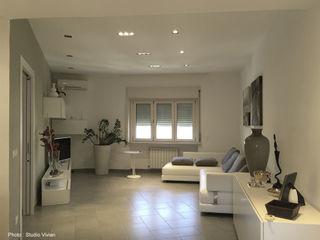 Casa P Studio Vivian Soggiorno moderno