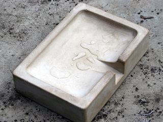 비누 받침 M111 DESIGN 가정 용품Accessories & decoration 콘크리트 그레이