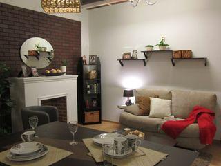Idea Interior Salas/RecibidoresSofás y sillones Beige