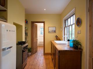 Albion Terrace ATOM BUILD LTD Cucina moderna