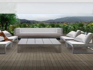 Anna Paghera s.r.l. - Green Design Moderner Balkon, Veranda & Terrasse