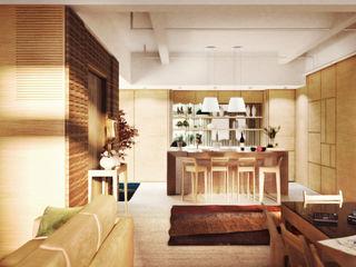 de-cube Moderne Küchen
