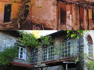 Naro architettura restauro 'Dein Landhaus im Piemont'