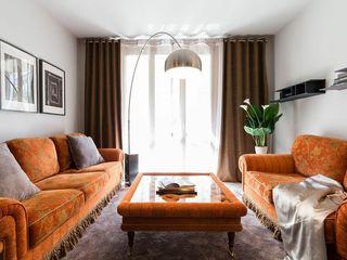 DemianStagingDesign Salones de estilo clásico