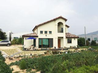21c housing Mediterrane huizen