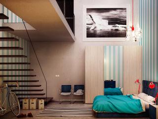 de-cube SchlafzimmerKleiderschränke und Kommoden