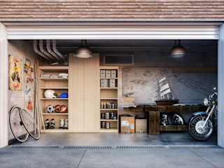 de-cube Garage/Schuppen