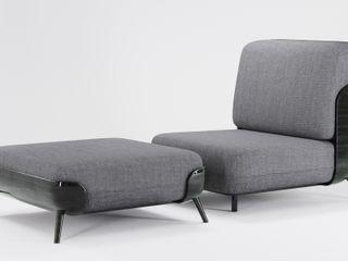 de-cube WohnzimmerSofas und Sessel