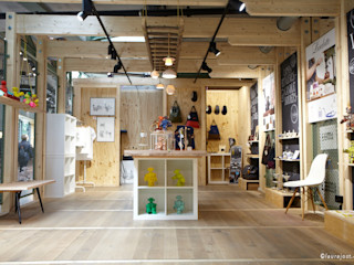 Lieselotte Rustieke kantoor- & winkelruimten Porselein Wit