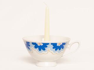 Lieselotte EetkamerAccessoires & decoratie Porselein Blauw
