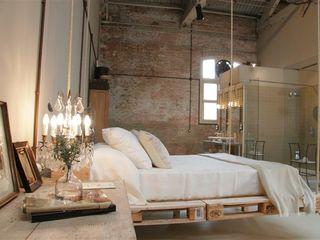 Suite con encanto Fontini Dormitorios de estilo moderno