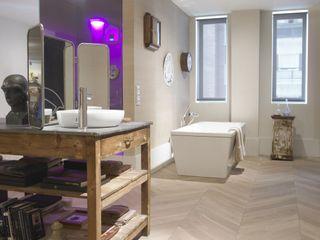 Suite en Tibeca - Madrid Fontini Baños de estilo moderno