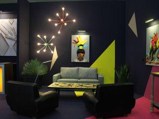 Millesime Madrid 2015 Fontini Salones de estilo moderno