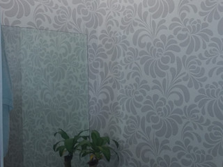 VIVAinteriores Nowoczesna łazienka Szary