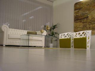EPG-Arquitécnico Salas de estar modernas