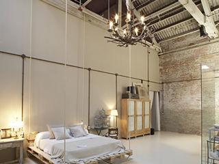 ECOchic BARASONA Diseño y Comunicacion Dormitorios de estilo colonial