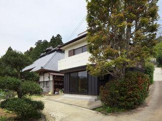原口剛建築設計事務所 Rumah Klasik