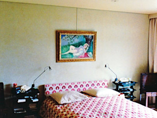 ARC et SENS Modern style bedroom