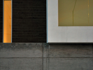 fc3arquitectura Moderne Wände & Böden Grau