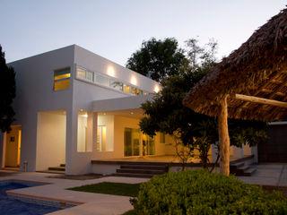 fc3arquitectura Moderne Häuser Weiß