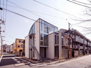 AIRアーキテクツ建築設計事務所 Casas modernas