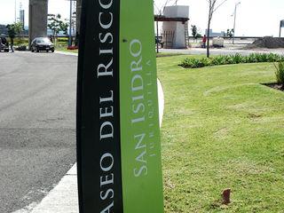 Señalética San Isidro Xarzamora Diseño