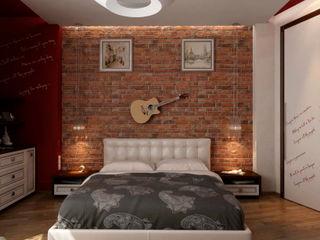 GP-ARCH Modern style bedroom