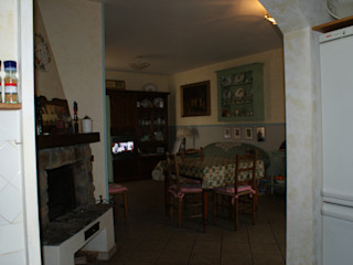 Home staging shabby chic Maria Rita Ciancarini