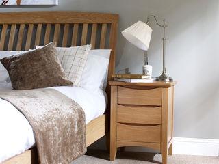 Arlingham Hand Finished Bedroom Corndell Quality Furniture BedroomBedside tables Wood