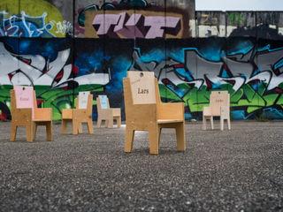 Kamer13a Nursery/kid's roomDesks & chairs