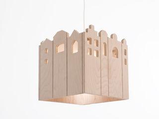Kamer13a Nursery/kid's roomLighting Wood
