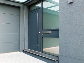 Eigenheim in Lerchenfeld Herzog-Architektur Moderne Fenster & Türen