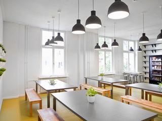 Simplesurance GmbH Sabine Oster Architektur & Innenarchitektur (Sabine Oster UG) Moderne Küchen