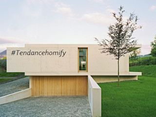 Sylvain Monot Modern Houses