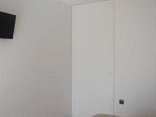 KUUK Minimal style window and door MDF White