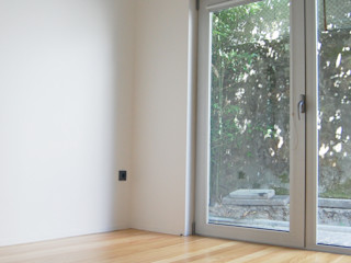 KUUK Modern Walls and Floors Solid Wood Wood effect