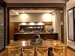 ze|arquitectura Modern kitchen