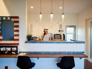 株式会社スタジオ・チッタ Studio Citta Country style dining room