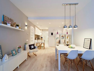 HOLACASA Modern living room