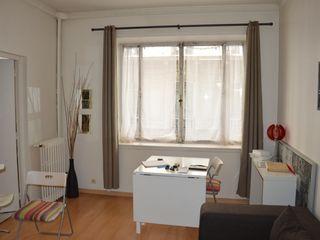 Agrandissement et rénovation totale d'un studio pour mise en location - Coeur de Paris - Appartement Art déco Parisdinterieur