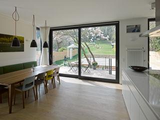 Mayr & Glatzl Innenarchitektur Gmbh Modern Kitchen