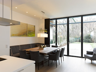 Mayr & Glatzl Innenarchitektur Gmbh Classic style dining room
