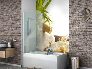 Photo Wallpapers in Bathroom Demural BathroomDecoration
