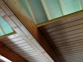 panelestudio Paredes y pisos clásicos Madera Acabado en madera