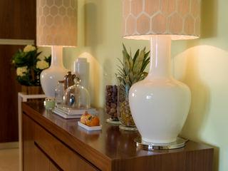 Ângela Pinheiro Home Design Dapur Gaya Country Parket Wood effect