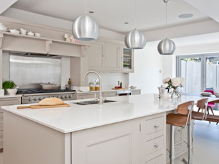 London Modern Kitchen Extension A1 Lofts and Extensions Cocinas modernas